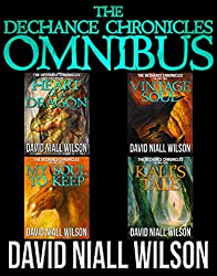 The DeChance Chronicles Volumes 1-4: Books I - IV (English Edition)