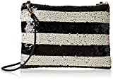 Dorothy Perkins Sequin Stripe, Borsa a tracolla donna - Dorothy Perkins - amazon.it