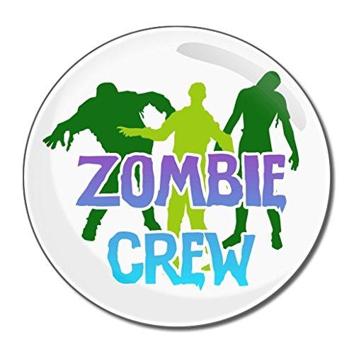 Zombie Crew - 77mm runder kompakter Spiegel