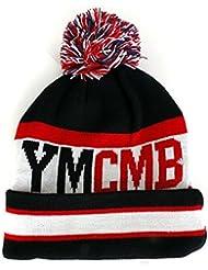 Bonnet YMCMB Script Noir