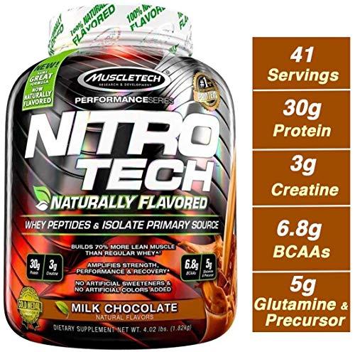 Muscletech NITRO-TECH - chocolate - 1