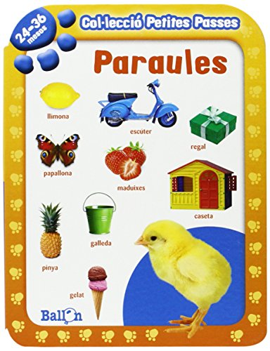 Paraules. 24-36. Petites Passes - Reedición