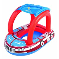H2OGO! Fire Rescue Baby Care Seat Inflatable Pool Float