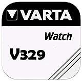 VARTA KNOPFZELLEN 329 SR731SW (1 Stück, V329)