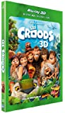 Les Croods [Combo Blu-ray 3D + Blu-ray + DVD]