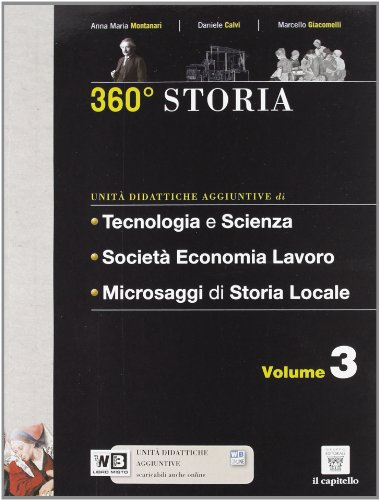 360 storia. Con unit didattiche. Per le Scuole superiori. Con espansione online