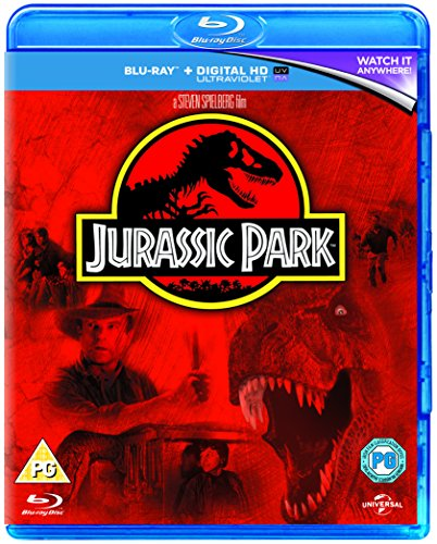 Jurassic Park [Edizione: Regno Unito] [Blu-Ray] [Import]