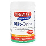 MegaMax Diät Drink Vanille, 425 g