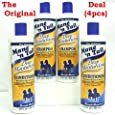 THE ORIGINAL MANE 'n TAIL DEEP MOISTURIZING SHAMPOO AND CONDITIONER TWIN PACK X2
