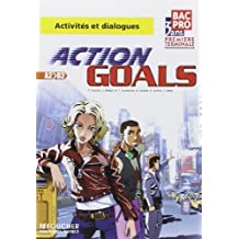 Action Goals 1re Tle Bac Pro CD audio