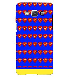 PrintDhaba Pattern D-1514 Back Case Cover for SAMSUNG GALAXY A5 (Multi-Coloured)