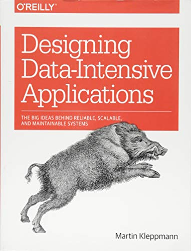 Designing Data–Intensive Applications par Martin Kleppmann