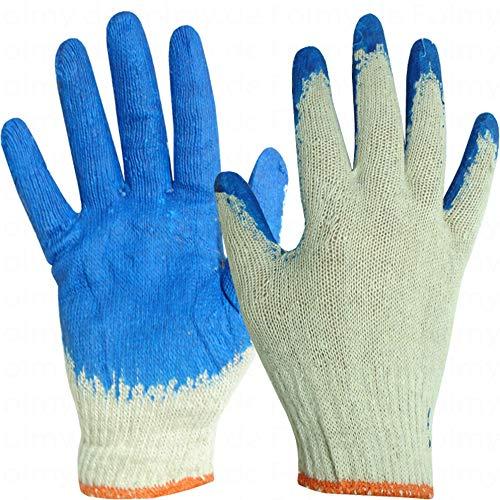 72 Paar Strickhandschuhe (Größe L). Arbeitshandschuhe. Montagehandschuhe. Sicherheitshandschuhe. Gartenhandschuhe. Mechanikerhandschuhe. Handschuhe.