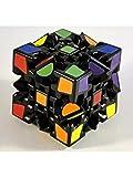 #2: Magic Cube 3X3 V1 Gear, Black