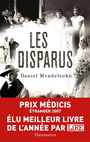 Les Disparus (LITTERATURE & E)
