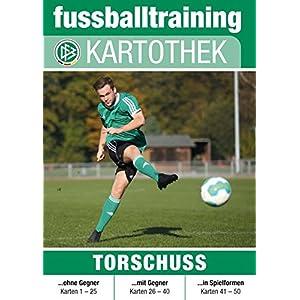 Herunterladen Fussballtraining Kartothek Torschuss Buch