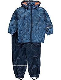 NAME IT - Pantalon de pluie - Motifs - Bébé (garçon) 0 à 24 mois