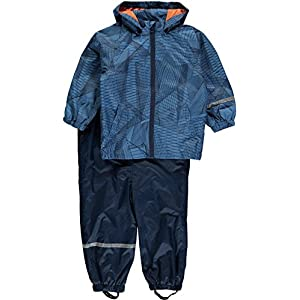 NAME IT - Pantalón Impermeable - para bebé niño 11