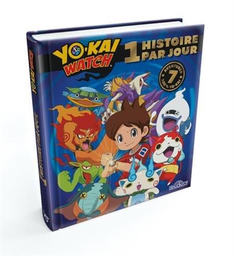 Yo-kai Watch - Compilation une histoire par jour