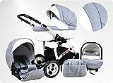 Lux4Kids BIANCinO Kinderwagen Komplettset 09 Eco
