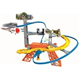 Saffire Fairyland Cable Car K1 Air Track Set, Multi Color