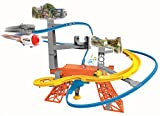 #7: Saffire Fairyland Cable Car K1 Air Track Set, Multi Color