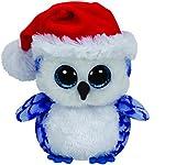 Ty Beanie Boos Icicles - Blue Owl