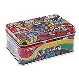 #4: Assemble Pokemon EvolutionsTrading Card Game Cards in Metal Box Kids Gift