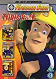 Fireman Sam - CGI Triple Pack (The New Hero Next Door / Red Alert / Sticky Situation) [DVD]
