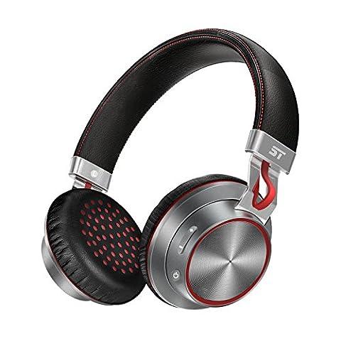 Bluetooth Kopfhörer, SOWTECH V4.0 Bluetooth Drahtlose Stereo Kopfhörer Kabellos On-Ohr-Ohrhörer