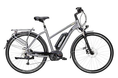 Damen E-Bike 28 Zoll Trekking Trapez -Kettler Traveller E Gold - Bosch Motor, Akku 500Wh, Shimano Schaltung