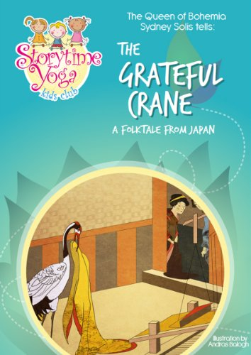 The Storytime Yoga® Kids Club Yoga Story Kit: The Grateful ...