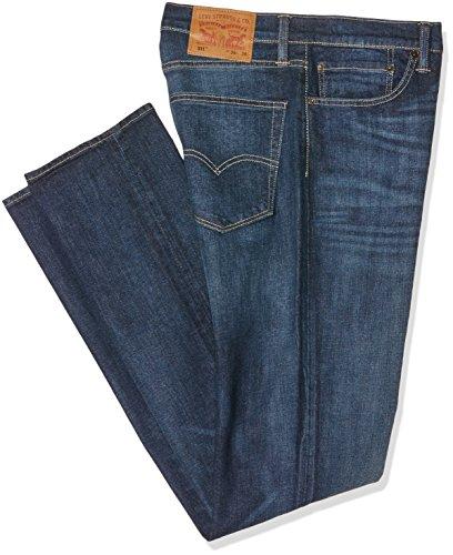 Levi's 511 Slim Fit, Jeans Homme, Bleu