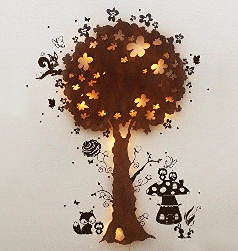 wandlampe-kinderlampe-schlummerlampe-lampe-baumlampe-baum-tiere-im-wald-m1267