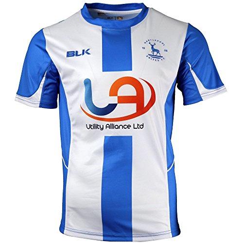 BLK Hartlepool United FC 2017-2018 - Camiseta Oficial