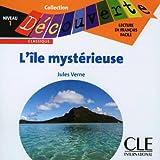 Image de L' Île mystérieuse - Niveau 1 - Lecture Découverte - CD