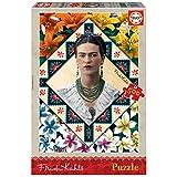 Educa Borras - serie Frida Kahlo, puzzel 500 delen