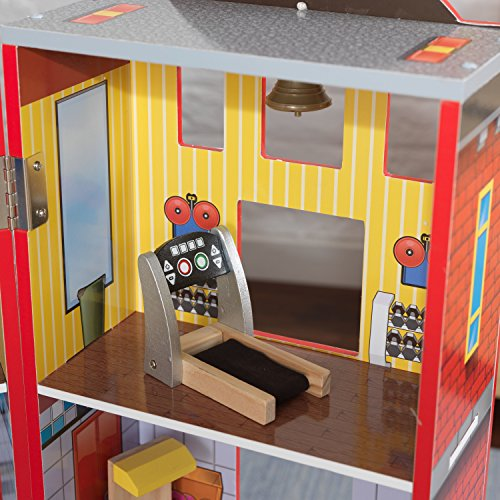 Puppenhaus für Jungen: KidKraft Helden des Alltags - 15