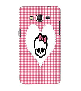 PrintDhaba Heart D-3529 Back Case Cover for SAMSUNG GALAXY GRAND PRIME (Multi-Coloured)