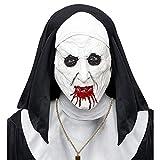 WIDMAN Mascara de Monja del Horror - Halloween, Mascaras, Antifaces y...