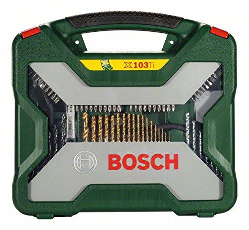 Bosch DIY 103tlg. X-Line Titanium-Bohrer- und Schrauber-Set - 2