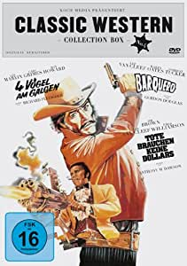 Koch Media Classic Western Collection - Box #4 - BD/DVD movies [Edizione: Germania]