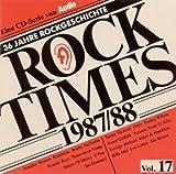 Rock Times Vol. 17 - 1987-88 -