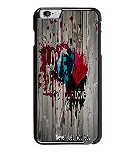 PrintDhaba Quote D-5591 Back Case Cover for APPLE IPHONE 6 (Multi-Coloured)