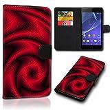 Book Style Alcatel One Touch Go Play 7048X Tasche Flip Brieftasche Handy Hülle Kartenfächer für Alcatel One Touch Go Play 7048X - Design Flip SVH133