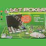 DUE ESSE MI003673 - Set Poker in Valigia