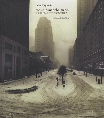 Tôt un dimanche matin : Journal de Montréal