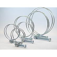 Drahtschlauchschellen Schlauchschellen W1 70-75 mm 2.2 mm M6x70 Spiralschlauch