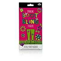 NPW Sparkling Boot Bling Sticker (Pack of 3)
