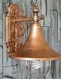 Tipo:Illuminazione esterna da parete,Stile:Tradizionale/classico,Finitura:Pittura,Altezza totale:40 cm(16 inch),Larghezza totale:26 cm(10.4 inch),Profondità totale:26 cm(10.4 inch),Numero di lampadine:1,Base della lampadina:E26/E27,Potenza elettrica ...